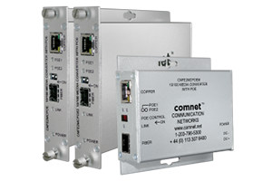 Ethernet Switches and Media Converters