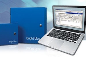 lite blue® and bright blue® Web-based Intelligent Access Management